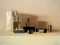 Claudio Bravo: Still life