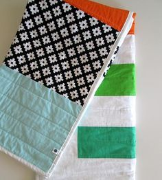The Over Under Stripe Quilt by VK Made on Scoutmob Shoppe