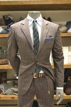 Mens Suit - love this one #fashion & #style