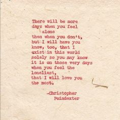 ~Christopher Poindexter