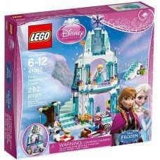 Buy Elsa's Sparkling Ice Castle LEGO Olaf and Annafor R819.00