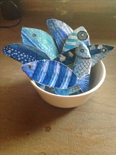 Paper-fish