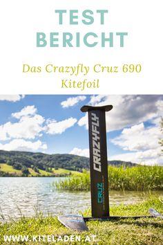 In diesem Testbericht findest Du alle Infos zum Crazyfly Cruz 690 Kitefoil. Das CrazyFly Cruz 690 Setup inklusive Chill Board ist ein guter Deal für Kitefoil Einsteiger, aber auch Fortgeschrittene Freerider. Erfahre jetzt mehr zu diesem Kitefoil von Crazyfly. #crazyfly #cruz #kitefoil