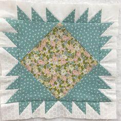 Block 65 of The Splendid Sampler Quilt                                                                                                                                                                                 More