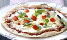 Pizza marguerita light