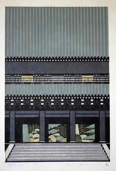 "archatlas: "" The Art of Ray Morimura Ray Morimura is a graduate of Tokyo Gakugei University, where he studied oil painting. Originally his works were geometric-style abstractions. Art Occidental, Art Japonais, Japanese Painting, Japanese Prints, Japan Art, Print Artist, Woodblock Print, Traditional Art, Printmaking"