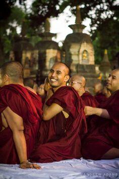 Celebrating the Buddha in India
