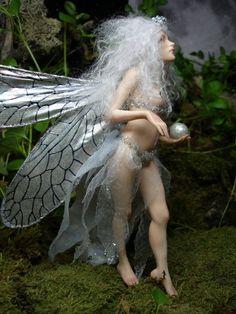 gorgeous etsy fairy