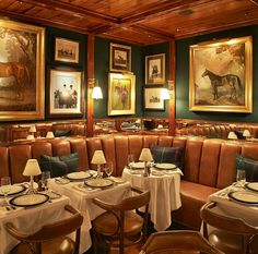#RL Restaurant, #Chicago.  Table One, in the corner.  Been there; done that.
