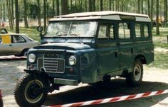 Land Rover Trike