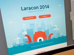 Laracon Invasion by Bill S Kenney for Focus Lab