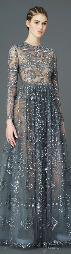 This is a gorgeous Valentino dress.