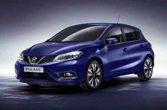 Σε πρώτο πλάνο το Nissan Pulsar. http://www.caroto.gr/?p=20313