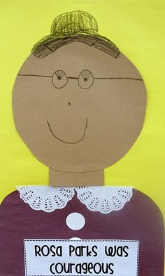 third grade essay about rosa parks They can relate to rosa parks by explaining about a time that they were  rosa  parks writing activity  rosa parks: black history mini unit for grades 1, 2, 3.