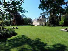 Изысканное французское шато в Нормандии   Пуфик - блог о дизайне интерьера