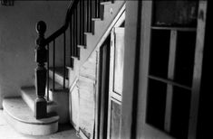 Shot on Kodak Motion Picture Negative 5222, this is the staircase of the heritage Studio One at the Film And Television Institute of India.