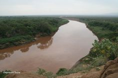 Omo Fluss