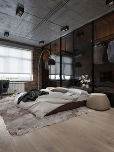modern interiors & a