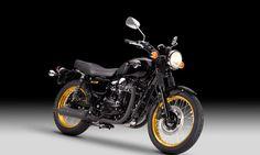 Kawasaki W800 Special Edition Multimedia