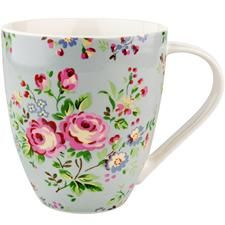 Chelsea Roses Crush Mug by Cath Kidston. I don't have this one. I want this one.
