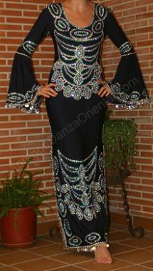 an example of Saidi dress