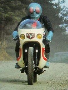 Masked rider no.1