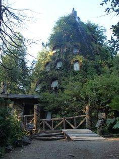 Montana Magica Lodge Hotel (Chile)