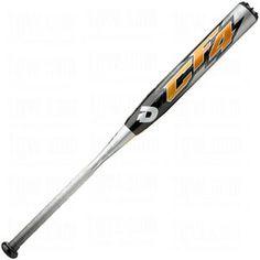 Composite demarini softball bat:)