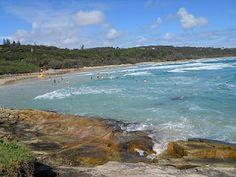 North Stradbroke Island, Australia, Caitlin Barnett, Arcadia University #studyabroad
