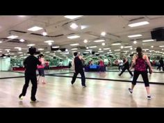 "Zumba - 57 minutes - fun - ""home style"" videography"