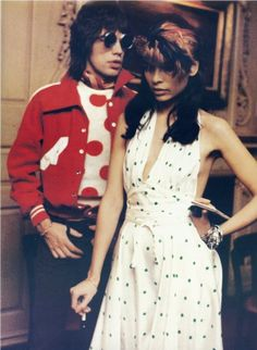 the jaggers // YSL // '72.