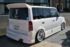 TOYOTA bB / SCION xB Thread.. post ur favorite's - Honda-Tech
