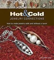BOOK REVIEW - Hot and Cold Jewelry Connections - KayzKreationz blog