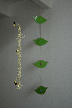 Le cycle de la vie du papillon chez NounouCorneille