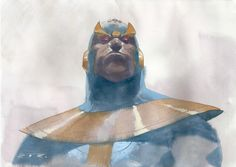 Ungoliantschilde — Here is some more artwork by Esad Ribic.