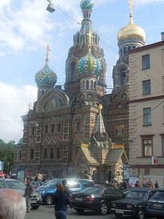 Fabulous Russian architecture