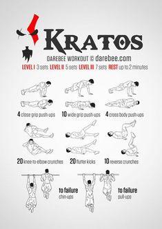 Kratos Workout