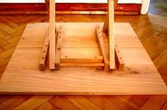 fold out legs for table - Google Search