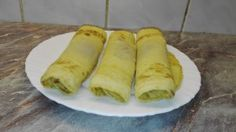 Palacsinta recept, ahogy a nagymamád készítette? Mindez egészségesen? Ez a nagy palacsinta receptje, méghozzá paleo módon. Zucchini, Paleo, Vegetables, Vegetable Recipes, Squashes, Paleo Food
