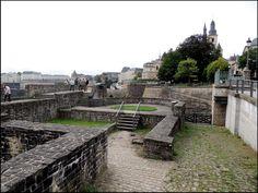 Luxembourg Rocher du Bock