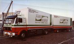 MERCEDES-BENZ-1624  LamersTransport Bemmel (NL)