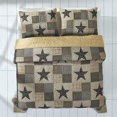 Appalachian Star 3 Piece King Quilt Set