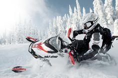 Eric Kiel Photography for Ski Doo Snowmobiles