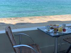 Difficile d'etre plus pres Hotel Saint Malo, Saints, Travel, Spaces, The Beach, Patio, Santos, Viajes, Destinations