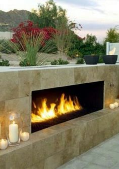 Firepit/Fireplaces # 6