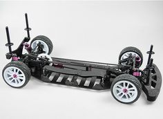 Turnigy TD10 4WD szíjhajtású túraautó KIT Tao, Touring, Monster Trucks, Vehicles, Car, Vehicle, Tools