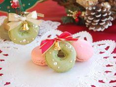 ★クリスマスリースマカロン★
