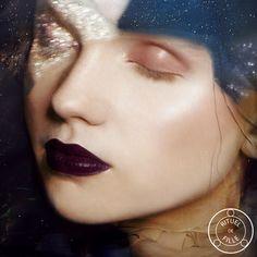 Night Visions // Sigil Ash and Ember Eye Soot + Night Wanderer Forbidden Lipstick