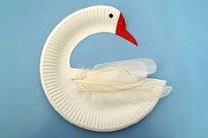 Diy ..White Swan...//