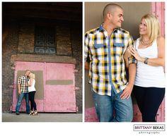 Chicago Kinzie Street Bridge Engagement // Brittany Bekas Photography // Chicago + Destination wedding + lifestyle photographer